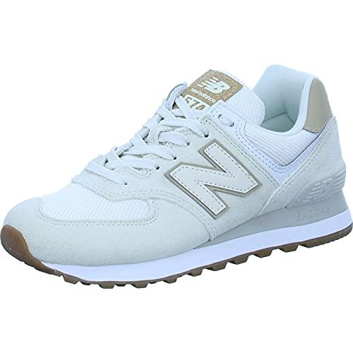 New Balance 574 Mujer Zapatillas Natural 39 EU