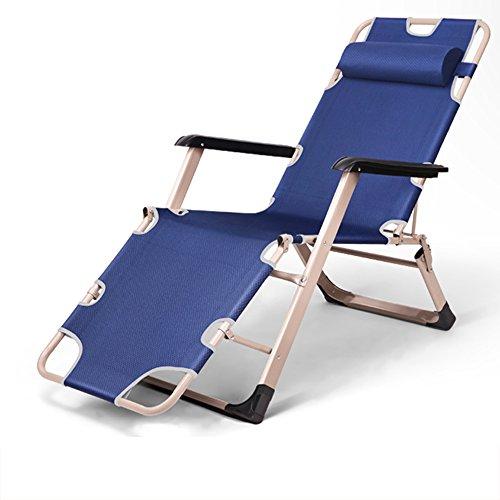 AJZXHESimple et créatif Chaises Longues, chaises de Bureau, chaises de Plage, chaises Pliantes, chaises Longues élégantes, (Taille : C)