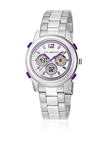 Custo Reloj analogico para Hombre de Cuarzo con Correa en Acero Inoxidable CU053201