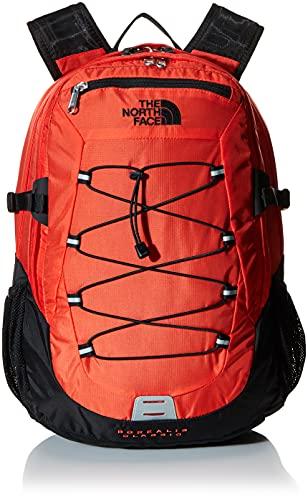 The North Face Zaino Borealis Classic Orange/Black