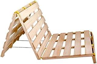 なかよしベンチベッド(安心安全の国産品 頑丈な国産ひのき製) 折りたたみベット