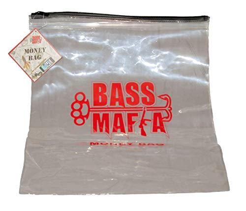 "Bass Mafia Money Bag 15""X26"""