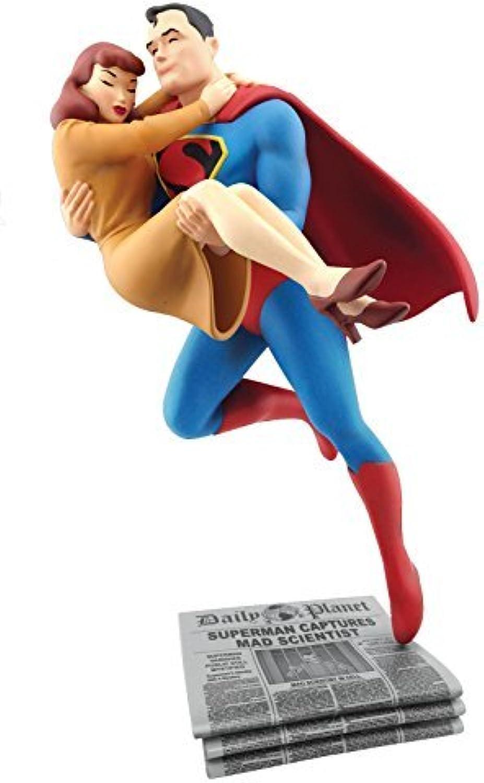 Cryptozoic Fleischer Studios' Superman Rescuing Lois Lane Statue by Cryptozoic Entertainment