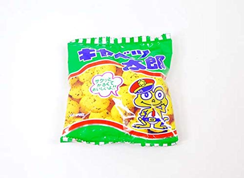 菓道 キャベツ太郎・もろこし輪太郎 詰め合わせ (60個入) 送料無料 景品 駄菓子 スナック菓子 まとめ買い 詰め合わせ