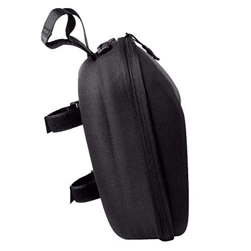 Bolsa frontal multifunción porta objetos, resistente e impermeable para moto, scooter, scooter...