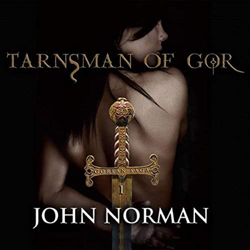 Tarnsman of Gor cover art