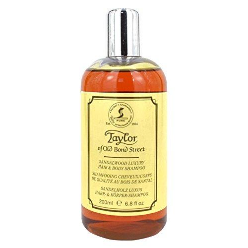 TAYLOR OF OLD BOND STREET Shampoo Haar und Körper Sandelholz, 200 ml