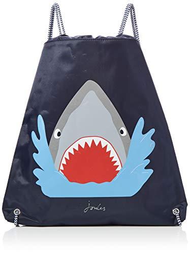 Tom Joule Joules Jungen Active Bag Geldbörsen, Blau (Blue Shark)