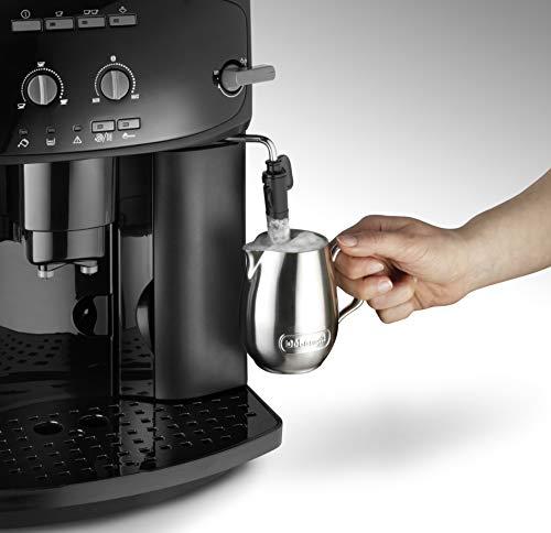 Delonghi Caffe Corso Esam 2600 Cafetera Compacta, 1450 W, 1.8 Litros, Acero