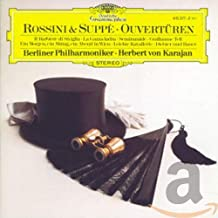 Rossini: Overtures / Suppe: Overtures