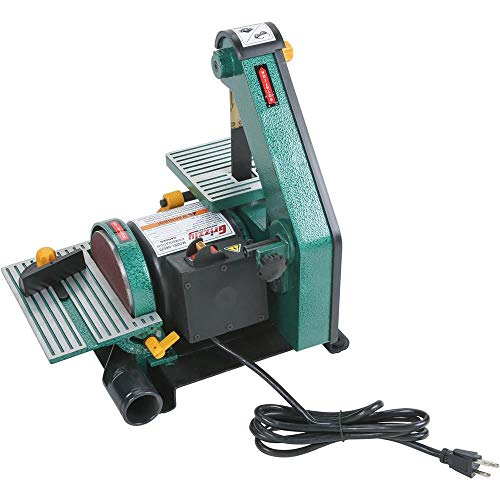 """Grizzly Industrial H6070 - 1"""" x 30"""" Belt/5"""" Disc Combo Sander"""