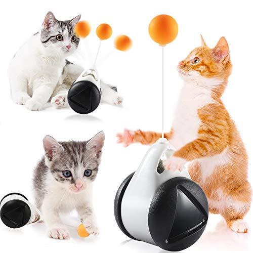 (70% OFF) Interactive Cat Toy $9.00 – Coupon Code