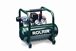 Rolair JC10 Oil less compressor