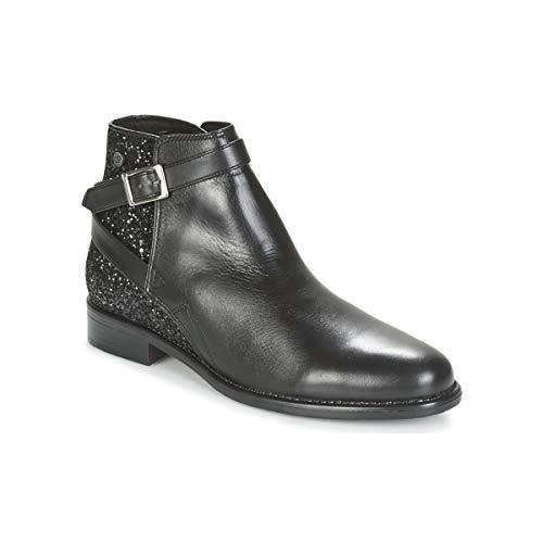 betty london Norina Stivaletti/Stivali Donne Nero - 38 - Stivaletti Shoes