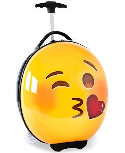 Heys America E-Motion Kids Luggage Kiss One Size