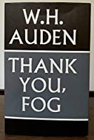 Thank You, Fog 0394494962 Book Cover