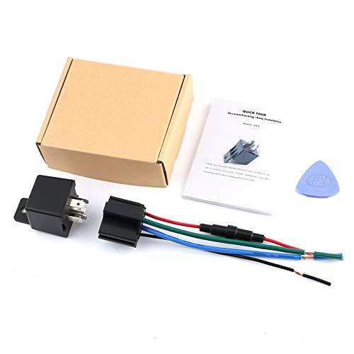 YOPU MV720 Global Version Relay GPS Tracker GPS GSM Locator Tracking Remote Control Anti-Theft Monitoring Cut Oil Power Mini Car Tracker