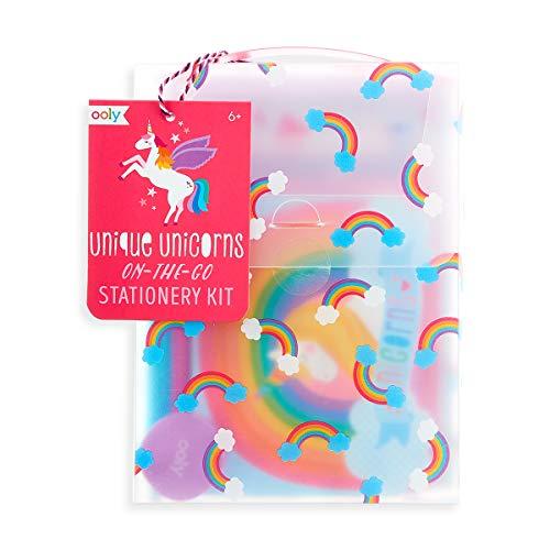 OOLY, Unique Unicorns Stationery Kit