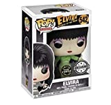 FunKo Elvira Mummy Glow in The Dark Exclusive Chase Edition [Exclusive Sticker]