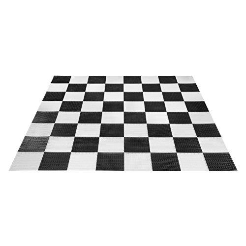 Übergames Giga Schach Fliesen - passend zu den großen Giga Schachfiguren von Übergames