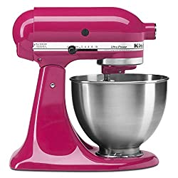 KitchenAid 4.5 Quart Tilt Head Stand Mixer review