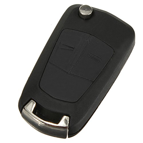 MOMOALA AAlamor 2 knop afstandsbediening sleutel Fob Case voor Vauxhall Opel Corsa Astra Vectra