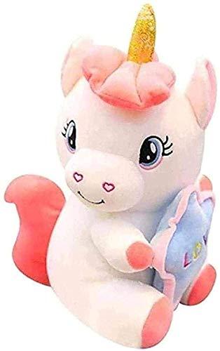 DHTOMC Decor Plüsch Spielzeug Geburtstage 35cm Einhorn Plüsch Puppen Kawaii Weiches Tier Einhorn Für Kinder Sofas Kinder Xping