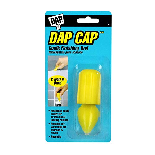 Dap 18570 Cap Caulk Finishing Tool,Yellow