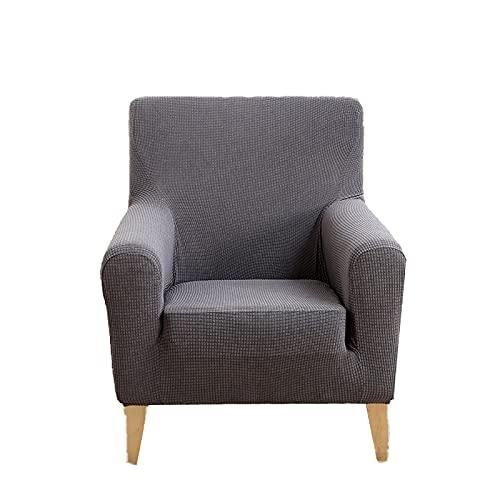 FKRAINSAN Funda de sofá Espesa Impermeable, Cubierta de sofá de Alto Nivel Todo Incluido, diseño de sofá de diseño de Rejilla para Perros para Mascotas Gato,F