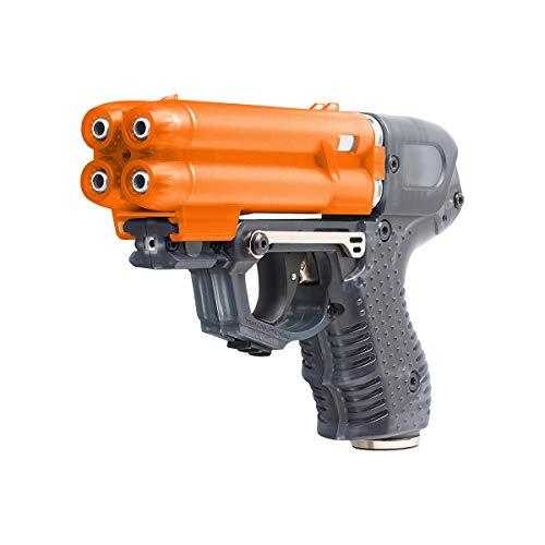 Piexon Pfefferspray-Pistole Jet Protector JPX6 mit 4 Schuss mit BKA-Freigabe