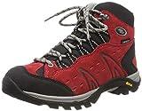 Bruetting MOUNT BONA HIGH, Damen Trekking- & Wanderstiefel, Rot (ROT), 42 EU (9 Damen UK)