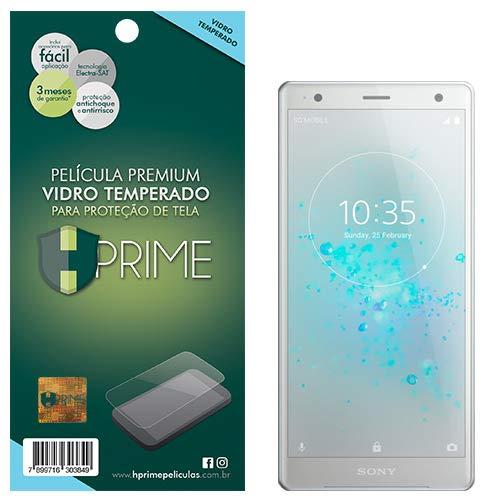 Pelicula de Vidro Temperado 9h para Sony Xperia XZ2, HPrime, Película Protetora de Tela para Celular, Transparente