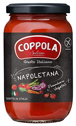 メモス コッポラ パスタソース ナポレターナ 350g×6本