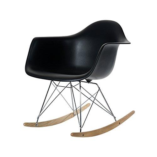 Aryana Schaukelstuhl Home Replica Eames Negra