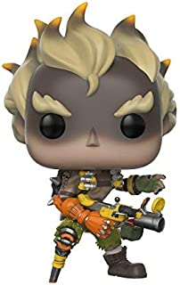 Funko Pop Games: Overwatch-Junkrat, Multicolor