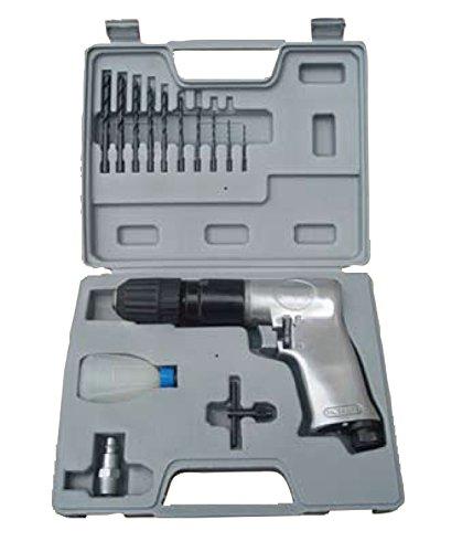 EHISMAR EN-R232 perslucht-boormachine met accessoires