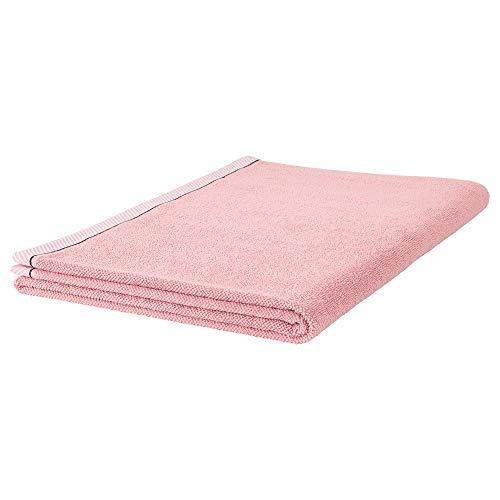 IKEA.. 604.052.29 Vikfjärd Badetuch, rosa