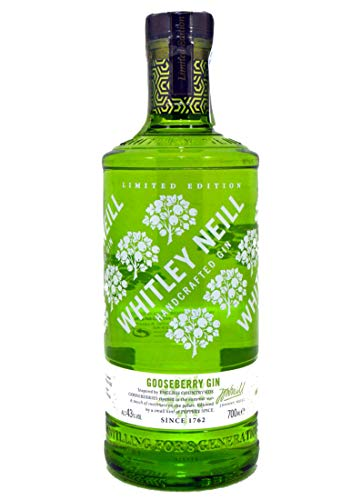 Whitley Neill GOOSEBERRY Gin, 700 ml