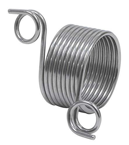 Addi Fingerring Strickzubehör, Metall, grau, 3 x 3 x 3 cm