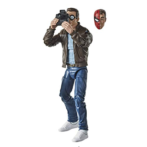 Hasbro Marvel Legends Series E9319 Marvel Legends Series-Peter Parker (Action Figure 15 cm, Collezione Vintage di Spider-Man)