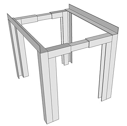 Air Handler Stand/Adjustable & Insulate-able