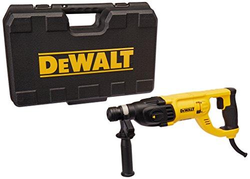 DEWALT D25620K Rotomartillo SDS Plus 1″ 800W 3 Modos