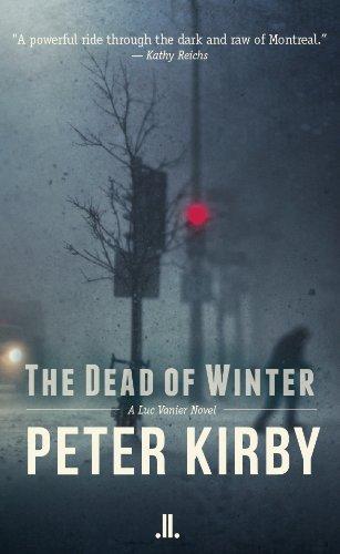 The Dead of Winter (Luc Vanier Novel Book 1) (English Edition)