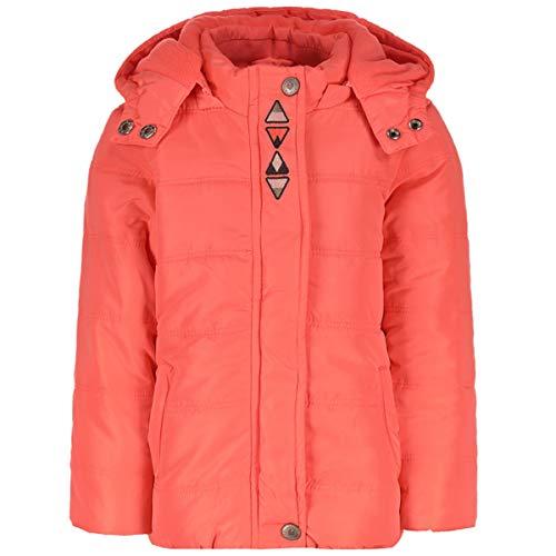 Babyface Mädchen Jacke/Winterjacke in Orange, Kleidergröße:116, Farbe:Orange (250 Orange)