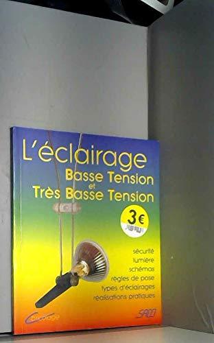 l'eclairage basse tension et tres basse tension