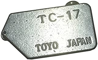 Toyo Replacement Straight Cutting Head for Oil Type Glass Cutter