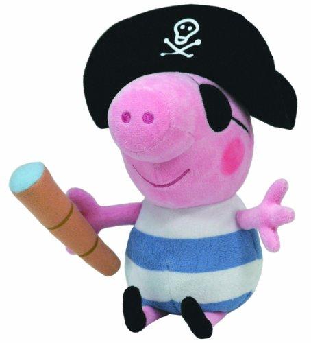 Desconocido Peppa Pig - Cerdito de Peluche [Importado de Alemania]