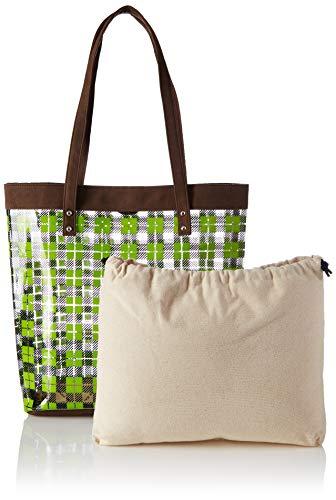 Kanvas Katha Women's Tote Bag (Multicolor)