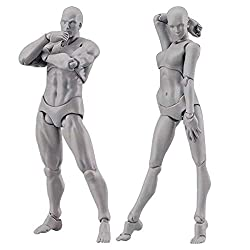 which is the best poseable artist figure in the world