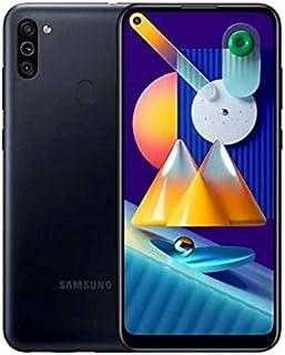 SAMSUNG Galaxy M11 Dual SIM, 32GB, 3GB RAM, 4G LTE - Black - International Version